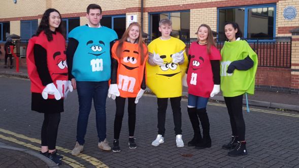 Featured - Children in Need 2016 - Students